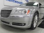 2014 Chrysler 300 300C AWD with NAV, sunroof, heated/cooled power leather seats, heated steering wheel, power rear shader, mirror dimmer, heated leather rear seats and back up cam in Edmonton, Alberta