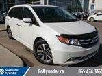 2015 Honda Odyssey TOURING/LEATHER/ROOF/NAV/DVD in Edmonton, Alberta