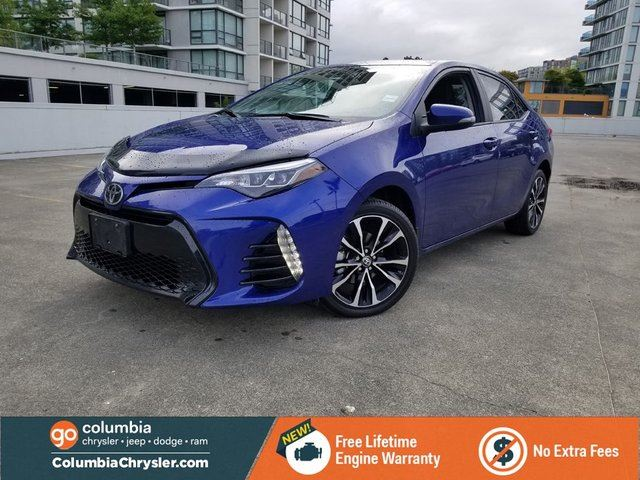 2017 TOYOTA COROLLA C in Richmond, British Columbia