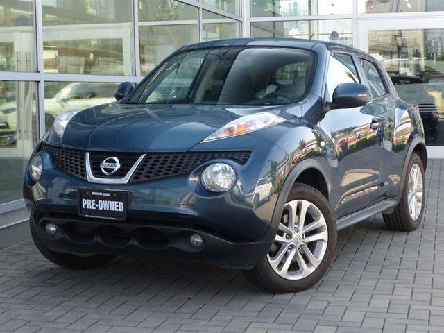 2011 NISSAN JUKE 1.6 DIG Turbo SV FWD CVT in Vancouver, British Columbia