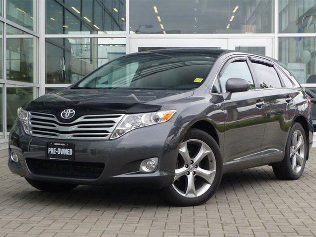 2012 Toyota Venza V6 AWD 6A in Vancouver, British Columbia
