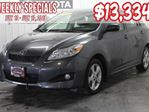 2013 Toyota Matrix Base in Winnipeg, Manitoba