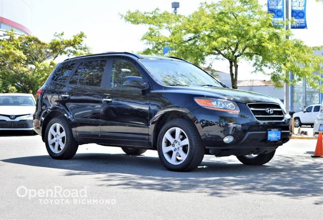 2009 HYUNDAI SANTA FE Limited in Richmond, British Columbia