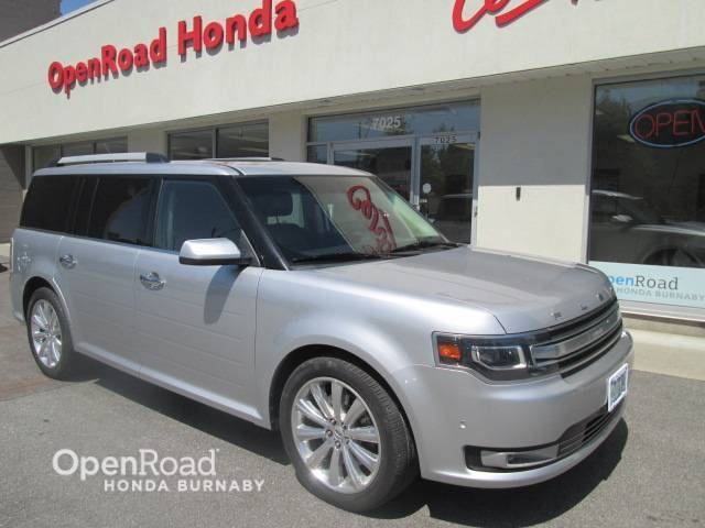 2013 FORD FLEX Limited in Burnaby, British Columbia