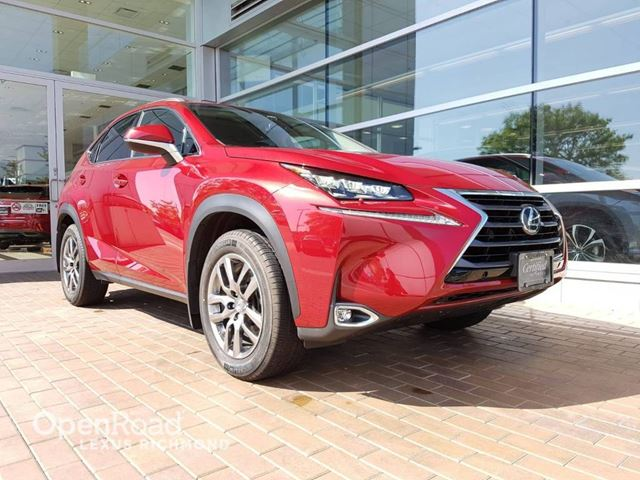 2015 LEXUS NX 200T LUXURY PKG - Blind Spot Monitor/Rear Cross Traf in Richmond, British Columbia