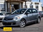 2009 Nissan Versa 1.8 SL ONLY 58,000KMS!!  ECONOMICAL in Ottawa, Ontario