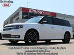 2015 Ford Flex Limited Navi Leather Sunroof 3rd Row 7 Seat in Grimsby, Ontario