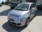 2015 Fiat 500 FUEL EFFICIENT 'SPORTY' 4 PASSENGER 1.4L - 4 CY in Bradford, Ontario