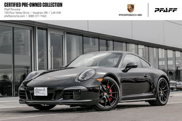 2016 PORSCHE 911 Carrera 4 GTS Coupe PDK in Woodbridge, Ontario