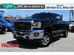 2015 GMC Sierra 2500 HD in Milton, Ontario