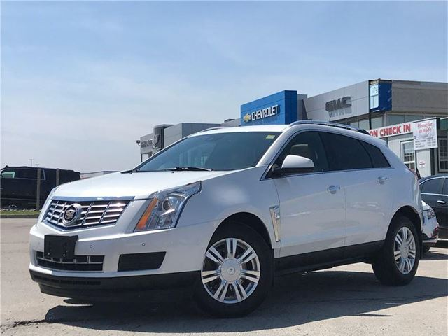2014 CADILLAC SRX Luxury Luxury, AWD, NAV, PWR LIFTGATE, ONE OWNER in Newmarket, Ontario