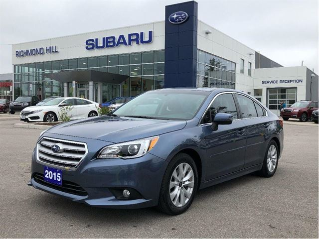2015 SUBARU LEGACY 2.5i Touring Package 2.5i Touring Package in Richmond Hill, Ontario
