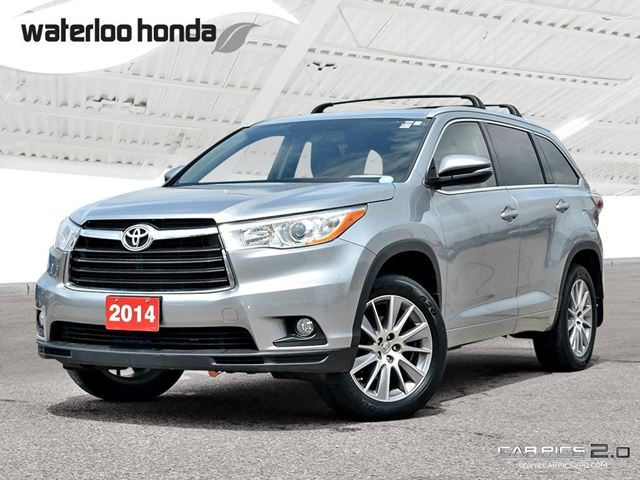 2014 TOYOTA HIGHLANDER XLE Bluetooth, Back Up Camera, Navigation, and More! in Waterloo, Ontario