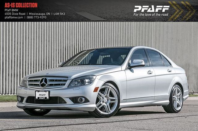 2009 MERCEDES-BENZ C-CLASS           in Mississauga, Ontario