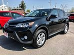 2014 Toyota RAV4 XLE NAVIGATION+XTRA WARRANTY-120,000 KMS! in Cobourg, Ontario