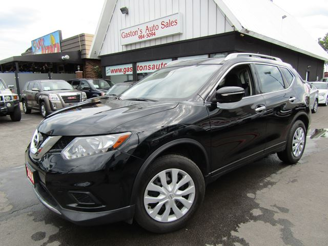 2014 NISSAN Rogue BACKUP CAM! BLUETOOTH! in St Catharines, Ontario