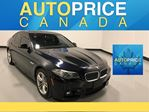 2014 BMW 5 Series XDrive M-SPORT NAVIGATION in Mississauga, Ontario