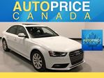 2014 Audi A4 2.0 Komfort MOONROOF XENON in Mississauga, Ontario