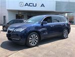2016 Acura MDX NAVI   3.3%   290HP   1OWNER   TINT   V6 in Burlington, Ontario