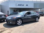 2012 Acura TSX BASE   201HP   ROADREADY   NOACCIDENTS   NEWBRAKES in Burlington, Ontario