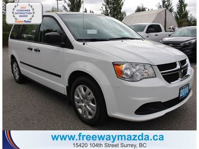 2016 DODGE GRAND CARAVAN - in Surrey, British Columbia