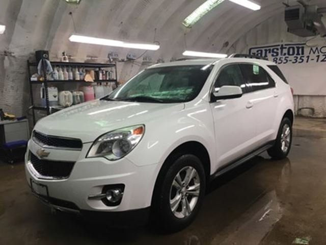 2013 CHEVROLET EQUINOX 2LT*AWD*V6*LEATHER*KEYLESS ENTRY w/REMOTE START*BA in Cambridge, Ontario