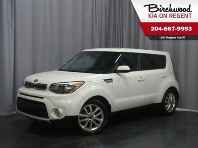 2018 KIA SOUL EX **Extra Long Weekend Sale** in Winnipeg, Manitoba