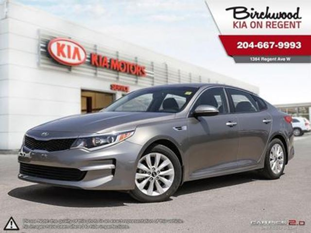 2016 KIA OPTIMA LX+ **Extra Long Weekend Sale** in Winnipeg, Manitoba