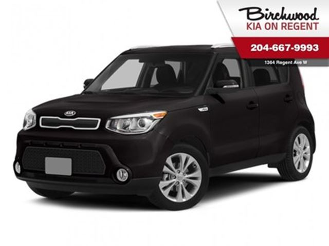 2014 KIA SOUL EX Plus **Extra Long Weekend Sale!!** in Winnipeg, Manitoba