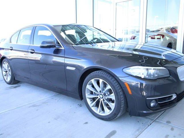 2014 BMW 5 SERIES xDrive in Calgary, Alberta