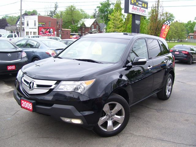 2009 ACURA MDX Tech pkg in Kitchener, Ontario