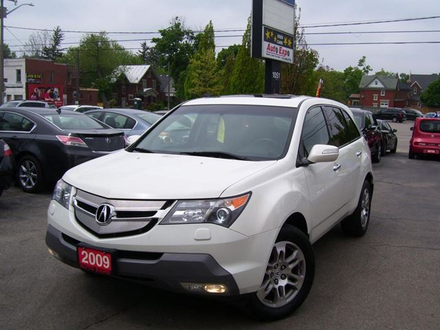 2009 ACURA MDX Elite Package in Kitchener, Ontario