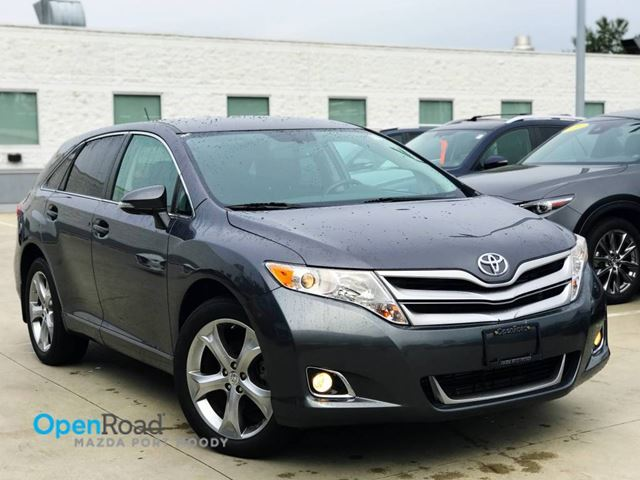 2016 TOYOTA VENZA A/T AWD Bluetooth AUX Cruise control Rearview C in Port Moody, British Columbia