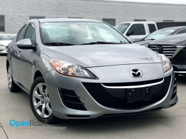 2010 Mazda MAZDA3 A/T Low KMs One Owner Local CD Player AUX A/C P in Port Moody, British Columbia