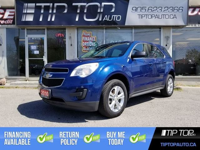 2010 CHEVROLET EQUINOX LS ** Well Equipped, Accident Free, Reliable ** in Bowmanville, Ontario