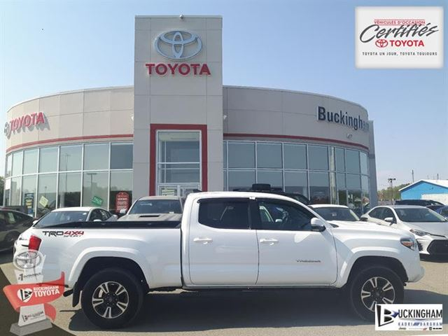 2016 TOYOTA TACOMA 4WD Double Cab V6 Auto SR5 in Gatineau, Quebec