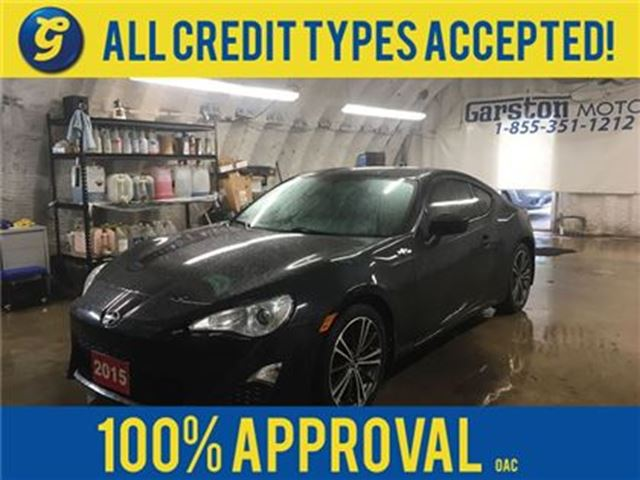 2015 SCION FR-S NAVIGATION*PHONE CONNECT*EXTRA SETS OF TIRES*VSC S in Cambridge, Ontario
