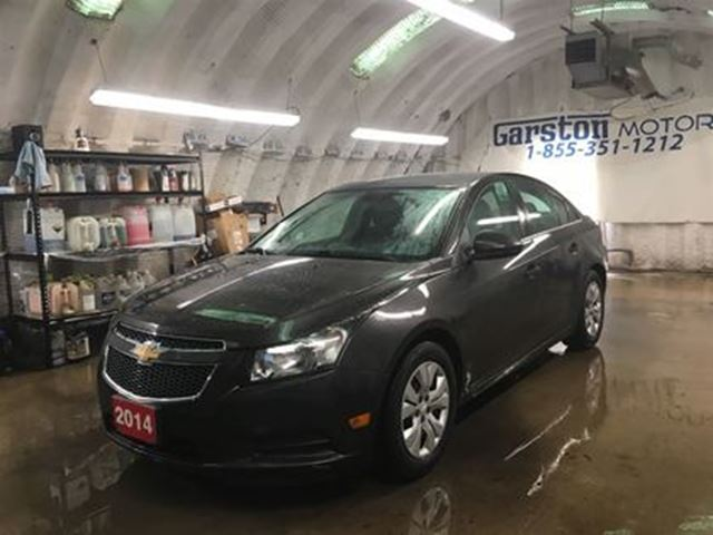 2014 CHEVROLET CRUZE LT*PHONE CONNECT*KEYLESS ENTRY*POWER WINDOWS/LOCKS in Cambridge, Ontario