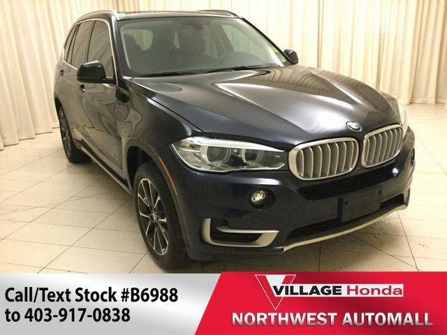 2015 BMW X5 35i AWD in Calgary, Alberta