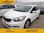 2015 Kia Forte LX+ **Alloy Rims** Heated Seats** Fog Lights** in Winnipeg, Manitoba