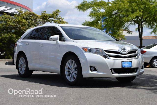 2015 TOYOTA VENZA           in Richmond, British Columbia