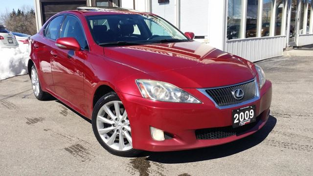 2009 LEXUS IS IS 250 AWD 6-Speed Sequential in Kitchener, Ontario