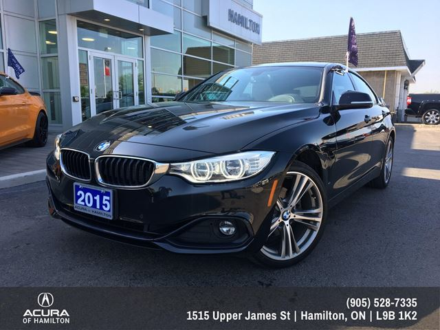 2015 BMW 428i xDrive Gran Coupe X Drive Navigation Premium Package! in Hamilton, Ontario