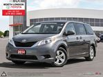 2014 Toyota Sienna LE 8 Passenger One Owner, Toyota Serviced in London, Ontario