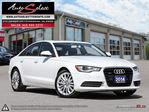 2014 Audi A6 AWD ONLY 70K! **TECHNOLOGY PKG** CLEAN CARPROOF in Scarborough, Ontario