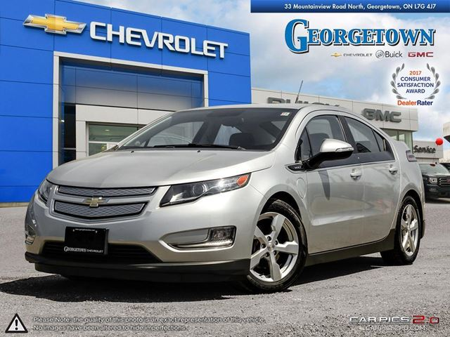 2013 CHEVROLET VOLT Base Base *AUTO CLIMATE CONTROL* in Georgetown, Ontario