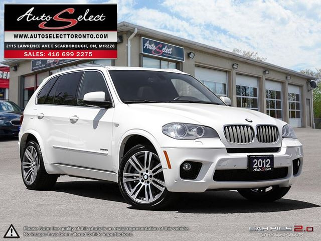 2012 BMW X5 xDrive50i AWD ONLY 93K! **M SPORT PKG** TECHNOLOGY PKG **V8* in Scarborough, Ontario