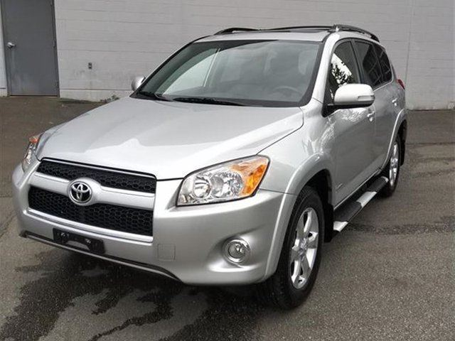 2009 TOYOTA RAV4 Limited 4A in North Vancouver, British Columbia