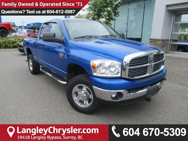 2008 DODGE RAM 3500 SLT in Surrey, British Columbia
