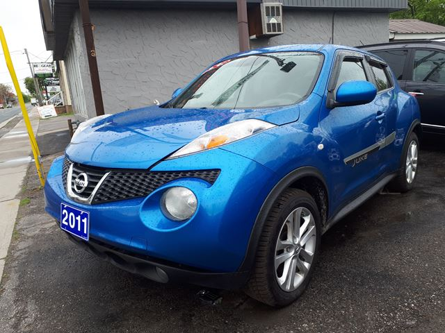 2011 Nissan Juke Certified,,AWD!,,low kms! in Oshawa, Ontario